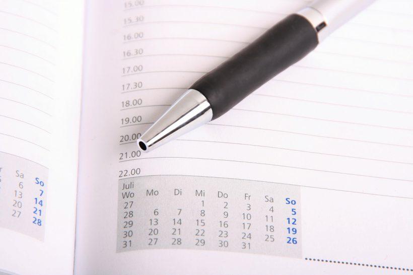 Kalendarze i notatniki, również zamówisz w drukarni.