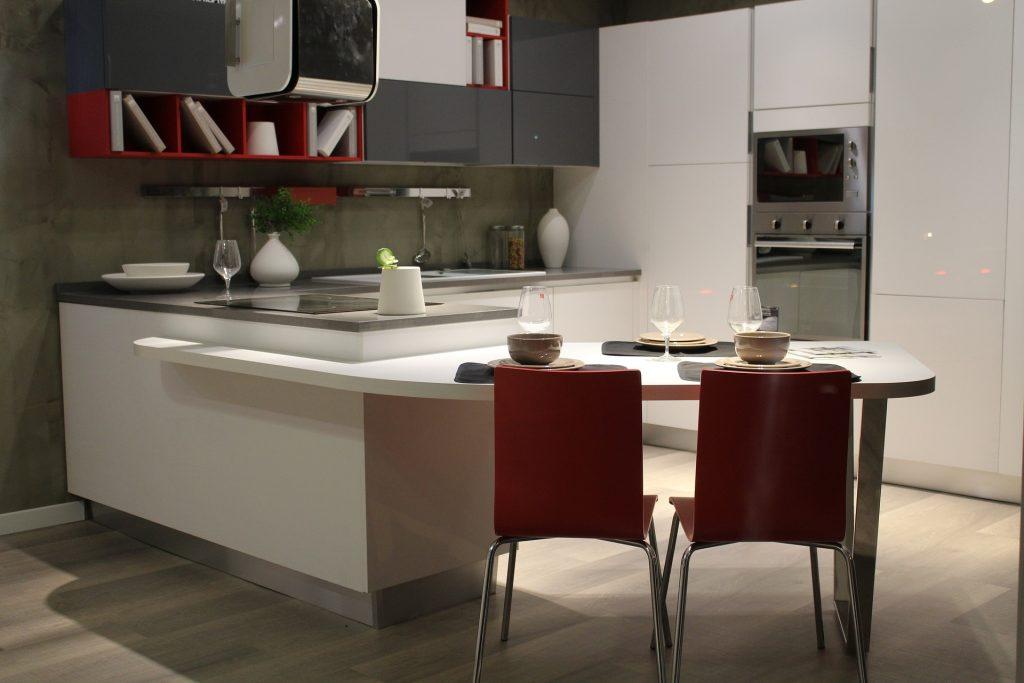 kuchnia - kolejny etap budowy domu i już jego wykończenie
